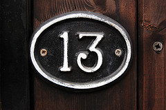 La signification du nombre 13 for Superstition chiffre 13