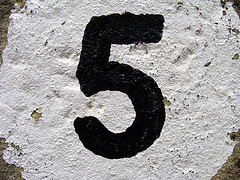 numerologie chiffre 5