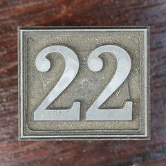 Signification et symbolisme du nombre 22 for Nombre 13 signification