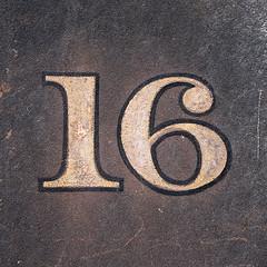Signification du nombre 16 for Nombre 13 signification