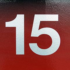 Signification du nombre 15 for Nombre 13 signification