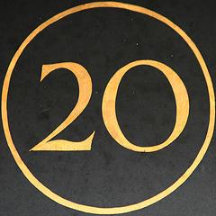 Le chiffre 20 ou vin mais vain for Signification du chiffre 13