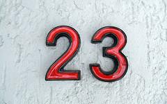 Signification du nombre 23 for Signification du chiffre 13