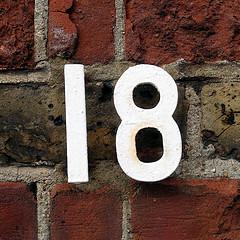 Signification du nombre 18 for Nombre 13 signification