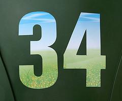 Signification du nombre 34 for Signification du chiffre 13