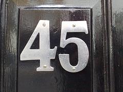 Signification du nombre 45 for Signification du chiffre 13