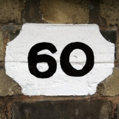 Signification du nombre 60 for Signification du noir et blanc