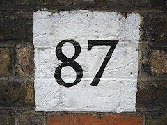 signification du nombre 87. Black Bedroom Furniture Sets. Home Design Ideas